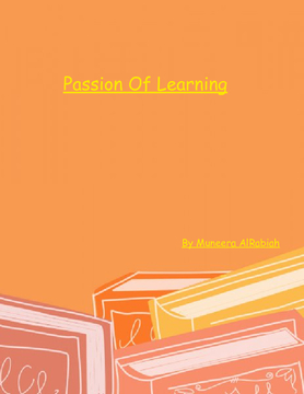 Passion Of Learning