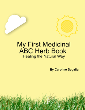 My First Medicinal ABC Herb Book