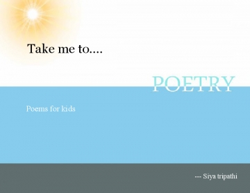 Poems by Siya tripathi