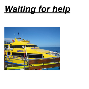 Waiting for Help