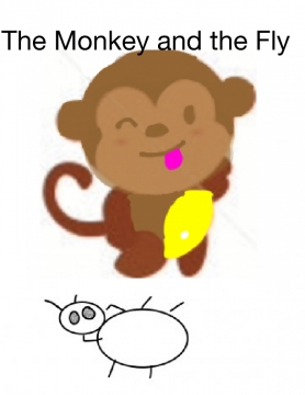 The Monkey and the Fly