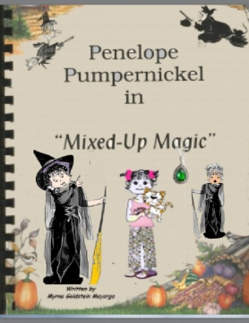 Penelope Pumpernickel in Mixed-Up Magic
