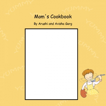 Mom's Recipe Book