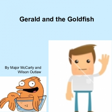 Gerald and the Goldfish