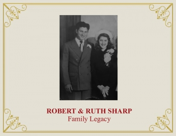 Robert & Ruth Sharp
