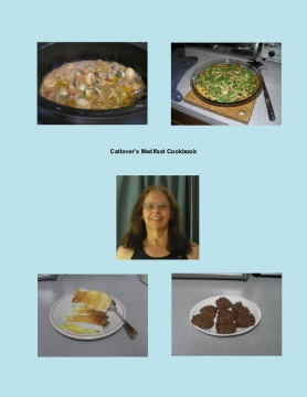 Catlovers Medifast Cookbook