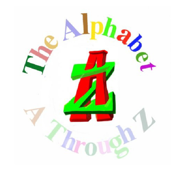 The Alphabet A through Z