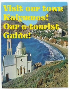 Kalymnos! Its beauties and culture!