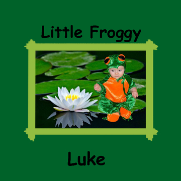 Little Froggy Luke