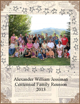 Alexander William Jessiman Family Centennial Celebration
