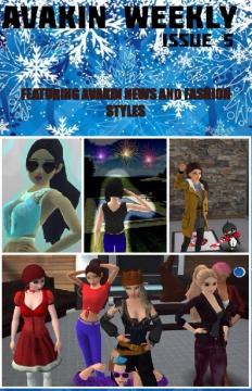 AVAKIN WEEKLY ISSUE 5