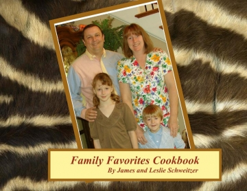 Family Favorites: Our Cookbook