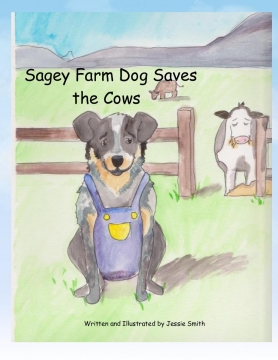 Sagey Farm Dog Saves the Cows