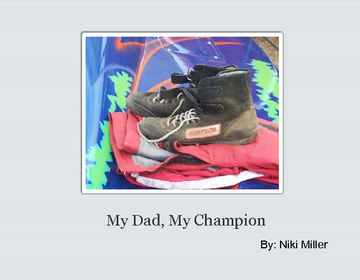 My Dad, My Champion