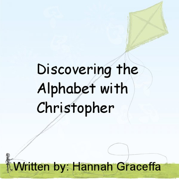 Discovering the Alphabet with Christopher