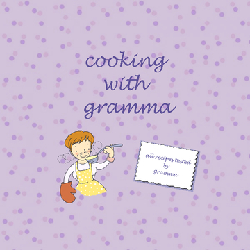 cooking with gramma