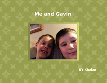 Me and Gavin