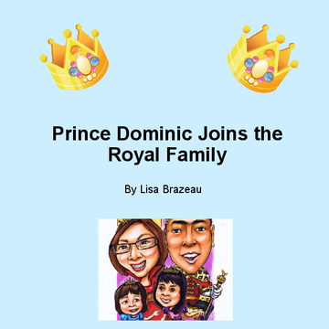 Prince Dominic Joins the Royal Family