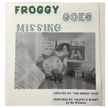 Froggy Goes Missing