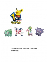 Pokemon Cereal