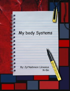 My Body System Book