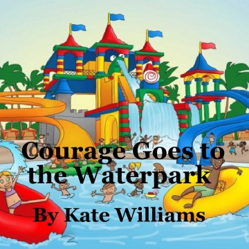 Courage Goes to the Water Park