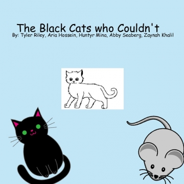 The Black Cats who Couldn't