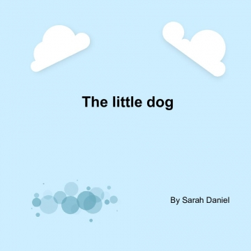 The little dog