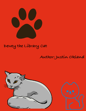 Dewy the Library Cat