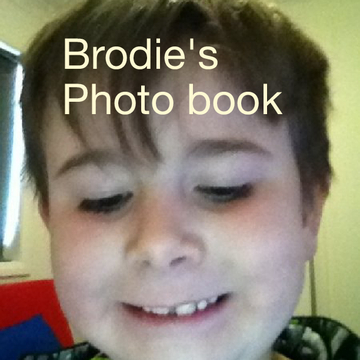 Brodie's photo book 2013
