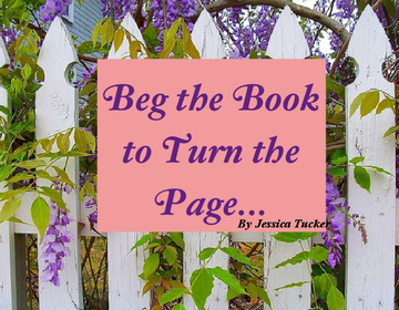 Beg the Book to Turn the Page...
