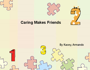 Caring Makes Friends