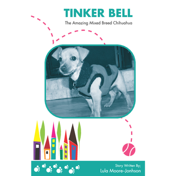 Tinker Bell the Amazing Mixed Breed Chihuahua