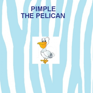 Pimple the Pelican