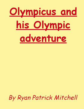 Olympus and his Olympic adventure