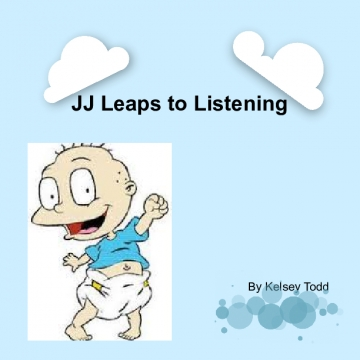JJ Leaps to Listening
