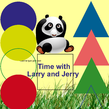 Time with Larry and Jerry