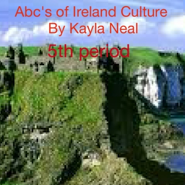 ABC's of Ireland