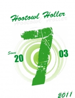 Hootowl Holler 2011 Yearbook