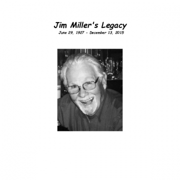 Jim Miller's Legacy 2nd Edition