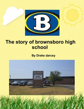 The story of brownsboro high school