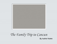The Family Trip to Cancun