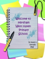 Welcome to the school of Horsham West Primary School