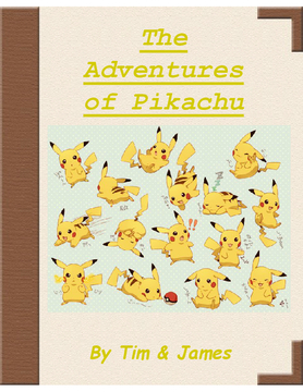 The adventures of Pikachu
