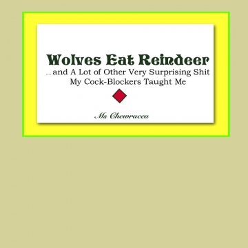 Wolves Eat Reindeer