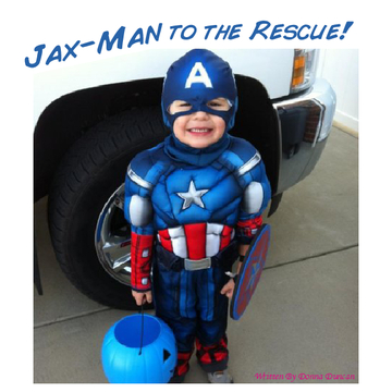 Jax-Man to the Rescue
