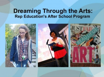 Dreaming through the Arts