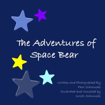 The Adventures of Space Bear!