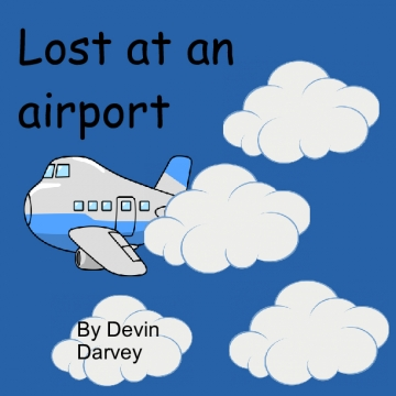 Lost at an airport