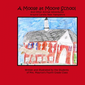 A Moose at Moore School